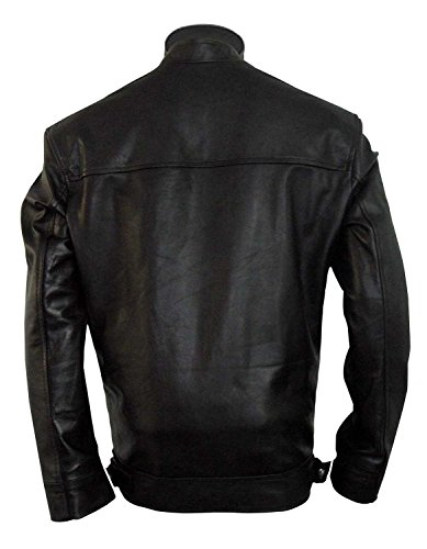 Chicago PD Jason Beghe Real Leather Jacket - Chicago PD Jason Beghe Real Veste en cuir Marron