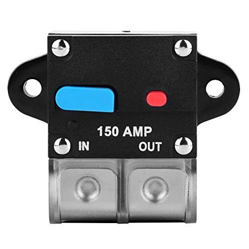 Leistungsschalter, 150A Sicherungshalter-Wechselrichter mit automatischer Rückstellung für Kfz-Teile