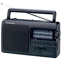 Panasonic RF3500E9K Radio/Radio-réveil