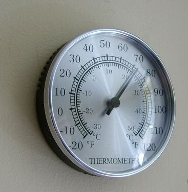 Sunartis T100 Innen/Außen Thermometer