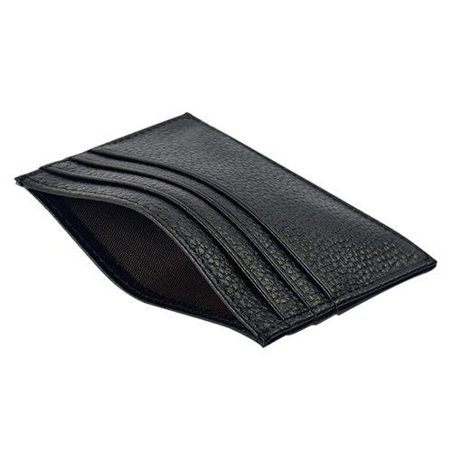 Osmanthusfrag - portafoglio in pelle sintetica nero