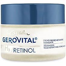 Gerovital H3 Classic Retinol Advanced Regenerating Cream, 50 ml, 45+