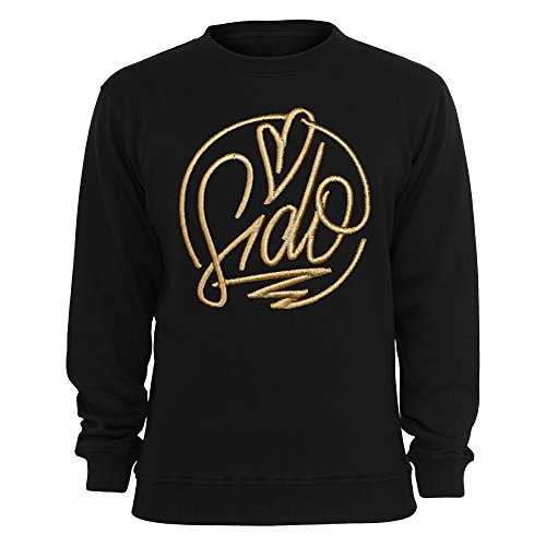 Sido - Golden Logo Sweater