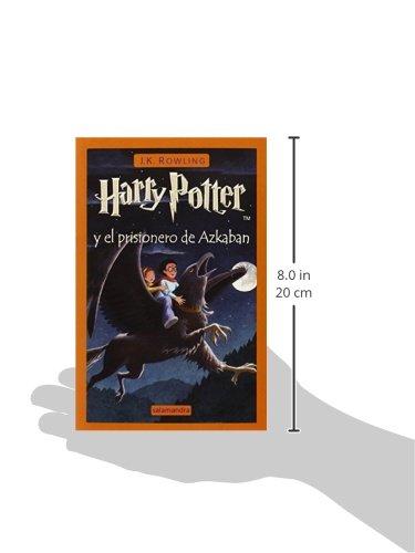 41Pt36QvFkL - Harry Potter y el prisionero de Azkaban: 102 (Letras de Bolsillo)