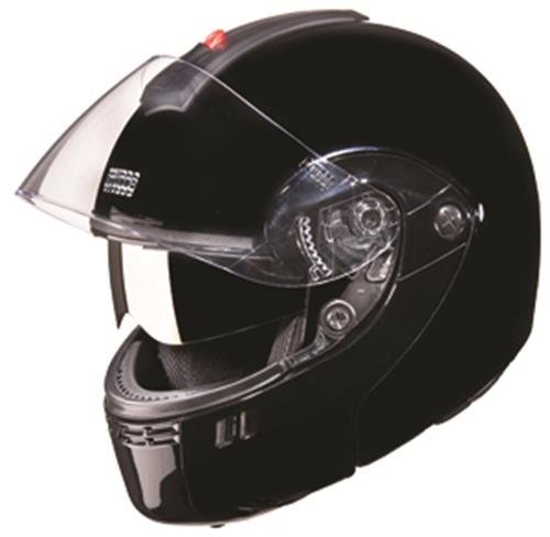 Studds Ninja 3G SUS_N3GDVFFH_BLKXL Full Face Helmet with Double Visor(Black, XL)