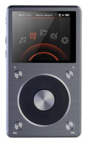 FiiO X5 2nd Gen Digital Music Player  Titanium