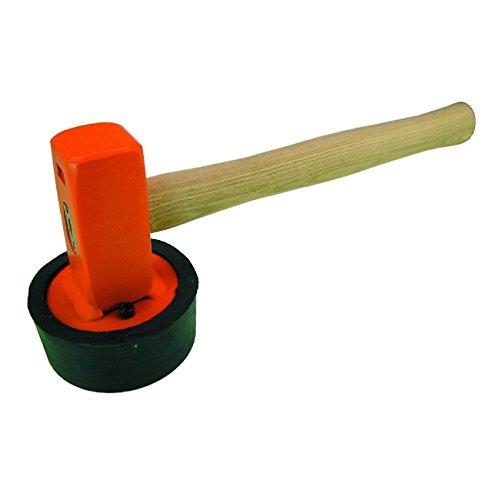 Preisvergleich Produktbild HaWe Plattenleger-Hammer Plato DBGM | rund
