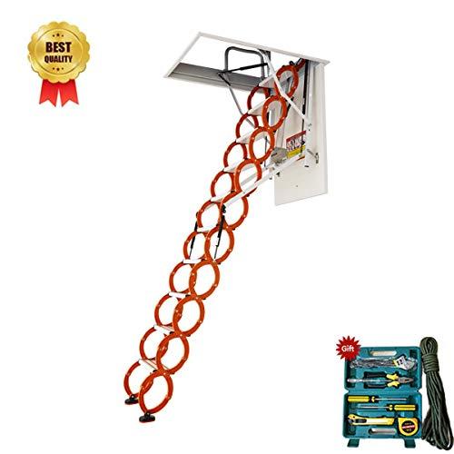 Escalera para áticos (tamaño: 2.3-8 Metres)