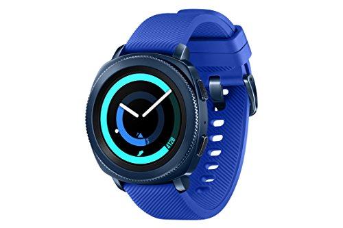 Zoom IMG-3 samsung gear sport smartwatch blu