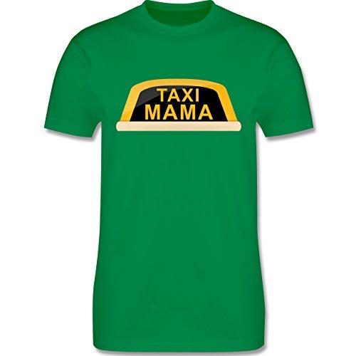 Weihnachten & Silvester - Taxi Mama - Herren Premium T-Shirt Grün