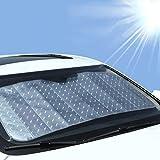 NAttnJf Faltbare Auto frontscheibe innen Sonnenschutz verdicken Laser Anti-uv hitzebeständige Abdeckung Schutz
