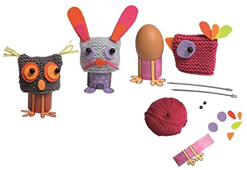 Egmont Toys Kit, Egg Tricoté