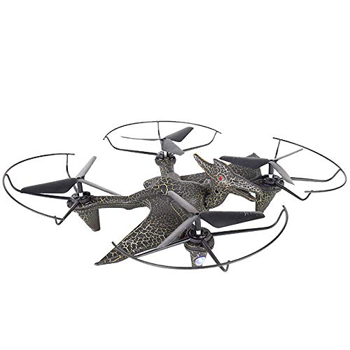 Anyutai Aircraft Gravity Sensing Aerial Drohne 4Ch 6-Achsen-Cool Bionics Dinosaurier-Modellierungs-Drohne Kinder Geschenk