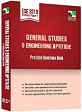 ESE 2019 Prelims Paper 1 : General Studies & Engineering Aptitude : Practice Questions Book