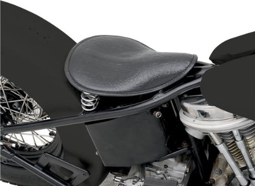 Drag Specialties schwarz klein Low-Profile federung sitz Harley Davidson (Low-profile-drags)
