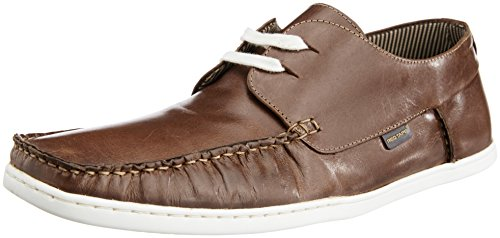 Red Tape Men's Tan Leather Casual Shoes – 7 UK 41Pt8tCt KL