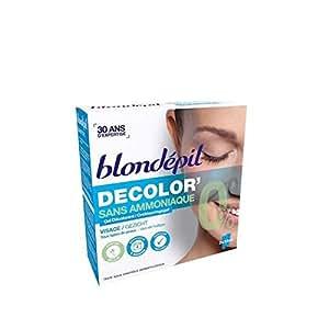 Blondépil - gel décolorant sans amoniaque - 50ml (2x25ml)
