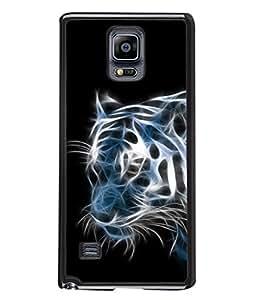 Fuson Designer Back Case Cover for Samsung Galaxy Note 4 :: Samsung Galaxy Note 4 N910G :: Samsung Galaxy Note 4 N910F N910K/N910L/N910S N910C N910Fd N910Fq N910H N910G N910U N910W8 (Super Awesome Unique King Boss Men Leader)