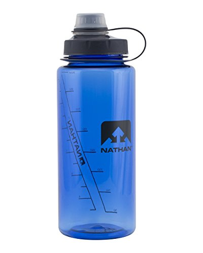 Nathan Littleshot 24 Oz/750 Ml, Electric Blue