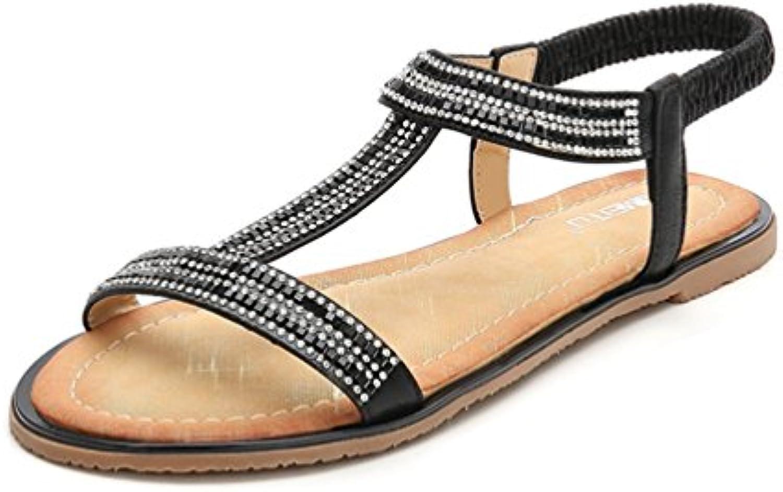 s Ouvertes Plates Ouvertes s Femmes Mode Loisir Chaussures Plateforme Talon Marche Tongs ConfortableB07FJN6RXGParent 89abc0