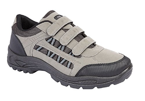 Dek Herren Ascend Walking Schuh Grey 9 UK / 43 EU