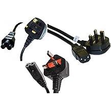 Clob Cable de alimentación cable para proyector Epson EB-1750EB-1751EB-1760W