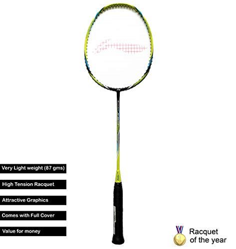 2. Li-Ning TURBOX80II Graphite Badminton Racquet