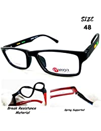 05e93e9aa68 TR Brand Frame Zone - Nayan iCare new look branded rectangular   oval   cat  eye   spectacles frames for men  …
