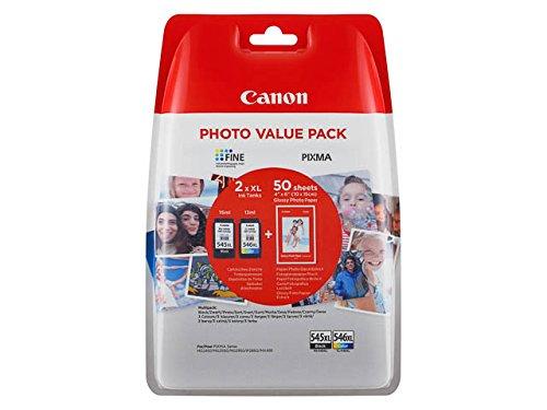 Preisvergleich Produktbild CANON Vorteilspack Blister 4x6 Foto Papier GP-501