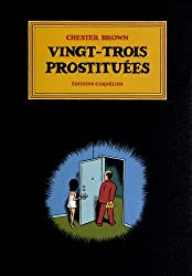 Vingt-trois prostituées