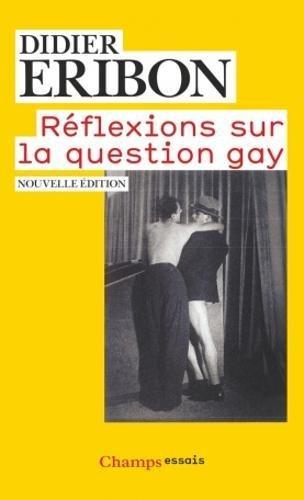 Reflexions sur la question gay: 1 (Champs Essais)