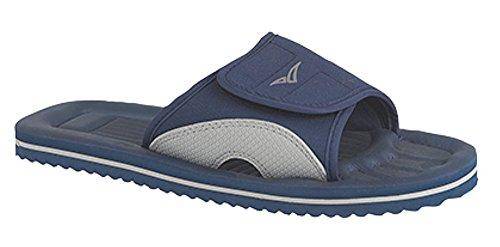 44 Badelatschen Gr Piscina Azul Sapatos flops Unissex Flip 39 z15750q