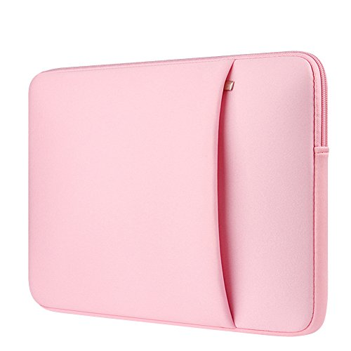 Laptop Hülle Tasche für 11/12/13/14/15/15.6 Zoll Macbook Mac/Air/Pro Retina Shockproof Neopren Sleeve/Case/Cover,Pink 2 (11 Air Mac Laptop-tasche,)