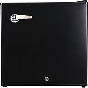 Syntrox Design Mini-Bar Mini-Kühlschrank mit Eisfach, Farbe ...