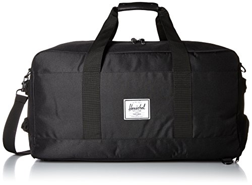 Herschel Supply Company Sac de voyage 10040-00001-OS, 63 L, Noir