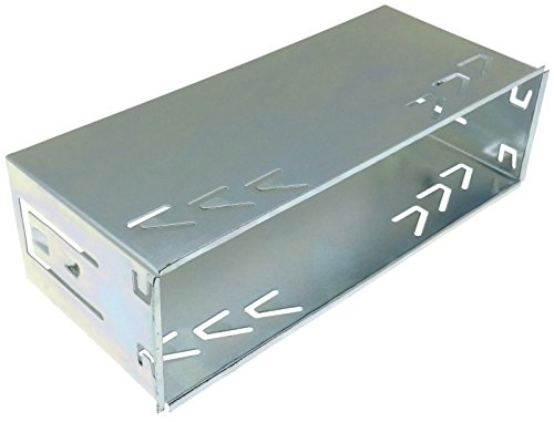 PIONEER blechrahmen radioschacht cadre de montage pour radio iSO interface cage