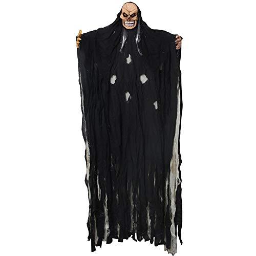 EEKUY Halloween 71 '' Fantasma Colgante Grande
