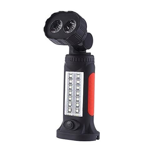 COB LED Lampe torche lampe d