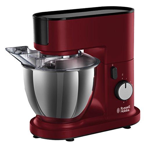 Russell Hobbs 20356-56 Desire - Robot de cocina, 700 W, mecanismo de batido de movimiento planetario, 8 velocidades