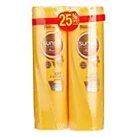 Sunsilk Shampoo Soft & Smooth, 400ml (Twin Pack)
