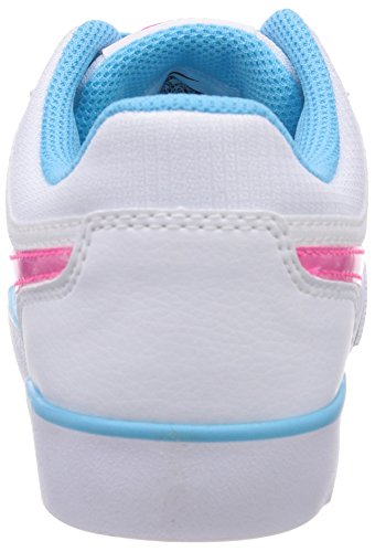 Nike Capri 3 Mädchen Sneakers Weiß (White/Pink Power-Clearwater)