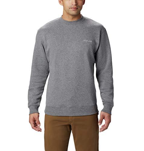 Columbia Herren Hart II Sweatshirt - Blau - Groß (Baumwolle Columbia Sweatshirt)