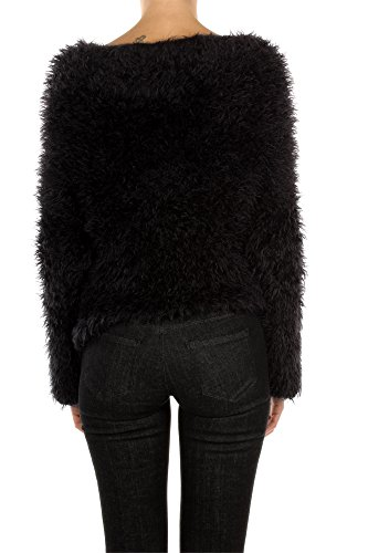MAK434TF0195T9000 Tom Ford Pull Femme Viscose Noir Noir
