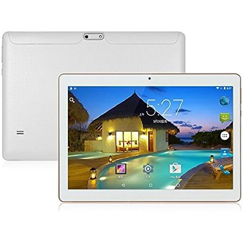 ibowin® M130 10.1 Pulgadas Android 4.4 teléfono celular de desbloqueo SIM dual 3G WCDMA GSM 2G Tablet GPS 1G RAM 16G ROM 1280x800 IPS Resolution