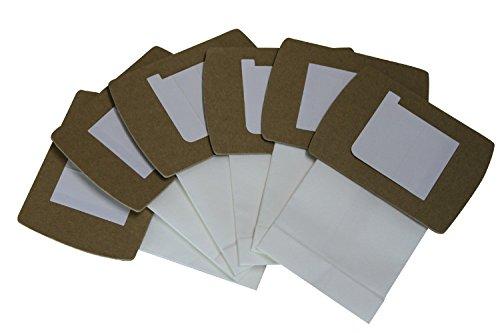 Generische Vakuum Tasche & Filter für Oreck Buster B Bee PKBB12DW(12 Stück)