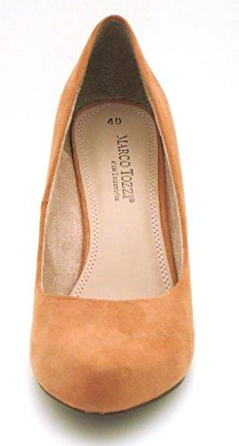 M. tozzi keilpumps escarpins chaussures permettent chaussures Orange - Lachs