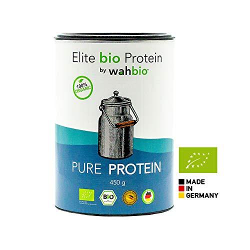 WAHBIO 100% Bio Protein | Geschmack