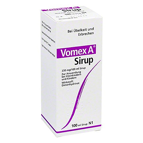 VOMEX A Sirup 100 ml
