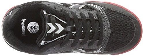 Hummel Root Jr, Chaussures de Fitness Mixte enfant Noir