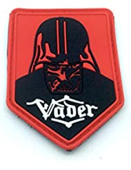 Vader Star Wars Velcro PVC Parche